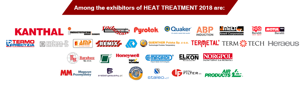 heat treatment 2018 - among the exhibitors