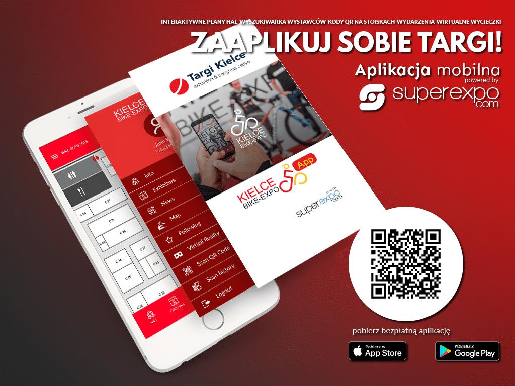 bike-expo 2018 - aplikacja mobilna