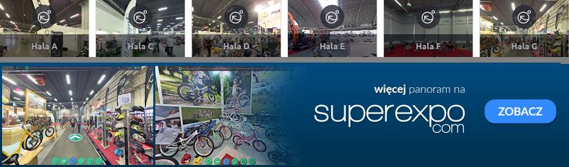 bike-expo 2018 - wirtualny spacer