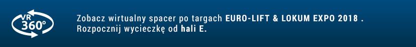 euro-lift 2018 - wirtualny spacer