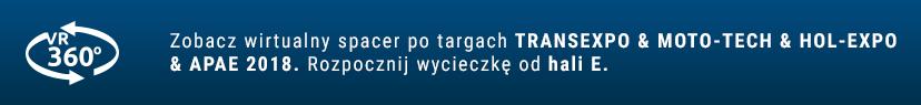 transexpo 2018 - wirtualny spacer
