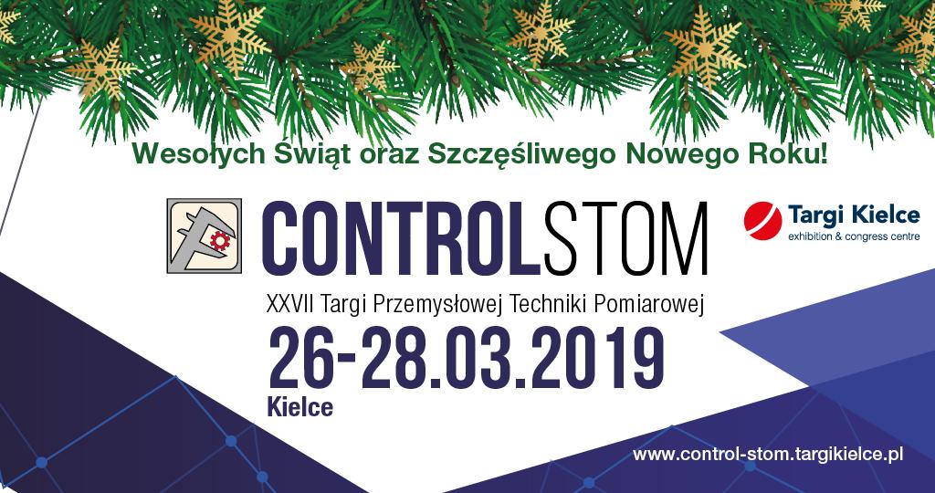 control-stom 2019 - wesołych świąt