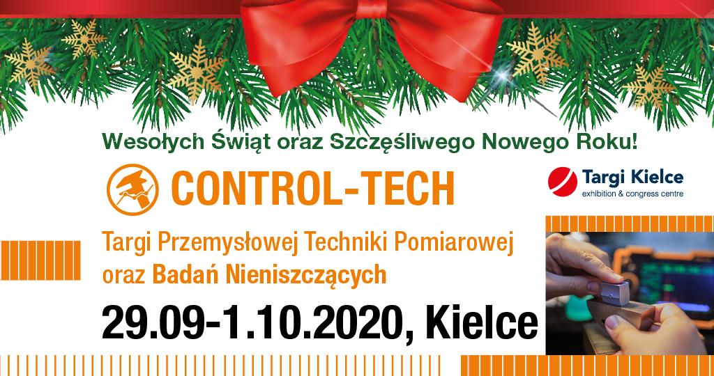 control-tech 2020 - wesołych świąt