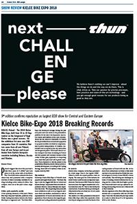 SHOW REVIEW KIELCE BIKE EXPO 2018