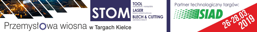 stom 2019 - partner technologiczny SIAD (pl)