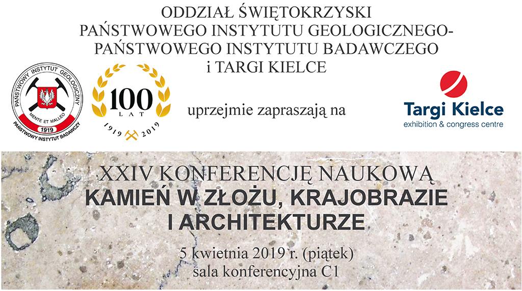 dom 2019 - konferencja kamień w złożu, krajobrazie i architekturze