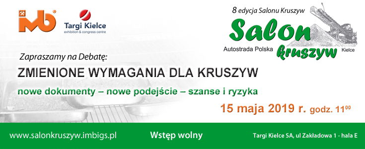 salon kruszyw 2019