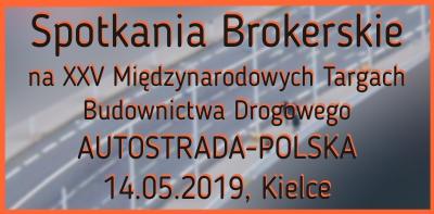 autostrada 2019 - spotkania brokerskie