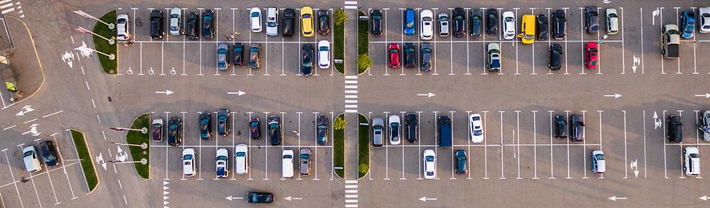 Europarking - Pozyskiwanie danych, a strefy płatnego parkowania