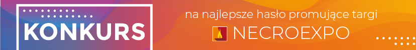 necroexpo - konkurs na hasło reklamowe