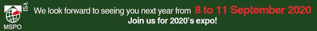 mspo 2020 - join us