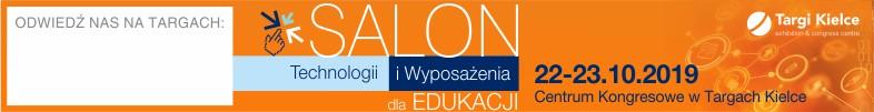 salon edukacji 2019 - baner 750x100