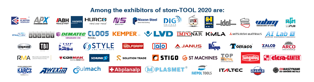 stom-tool 2020 - exhibitors