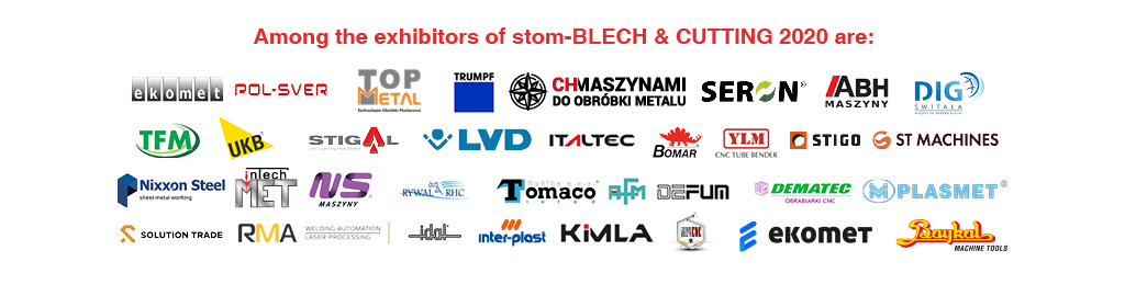 stom-blech 2020 - exhibitors
