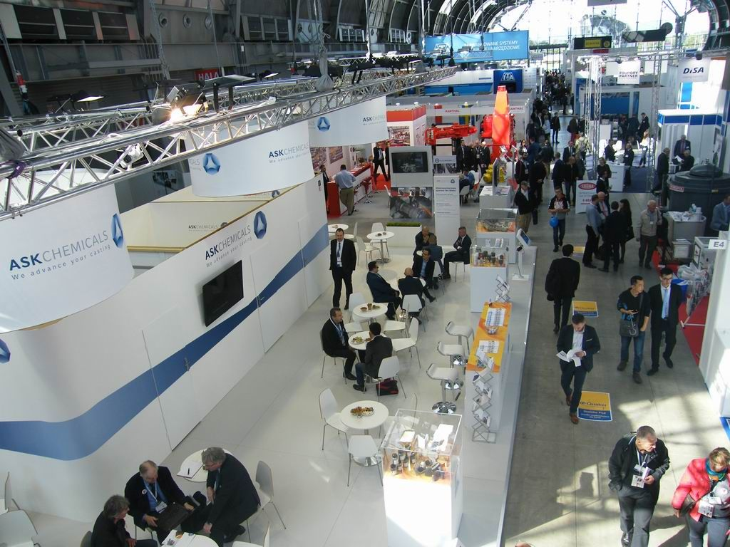 22nd International Fair of Technologies for Foundry METAL