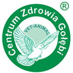 centrum zdrowia gołębi - logo
