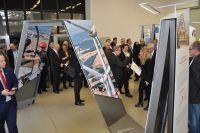 """Otwarcie wystawy """"Transformacja energetyczna w Niemczech"""""""