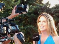 DO YOU WANT TO BECOME A REPORTER OR A TV PRESENTER?  COME AND TRY YOUR HAND AT AGROTECH