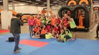 Turniej na gigantycznych torach podczas Fit Weekendu