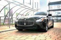 Maserati Quattroporte VI generacji przyjedzie do Targów Kielce