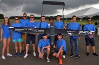 THE POZNAŃ UNIVERSITY OF TECHNOLOGY'S UNMANED AERIAL VEHICLE AT THE LIGHT AVIATION EXPO