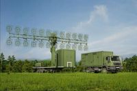 Radar AMBER-1800 na MSPO 2017
