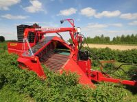 WEREMCZUK MACHINES FOR FRUIT FARMING SHOWCASED AT THE 2017'S HORTI-TECH