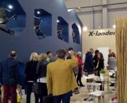 THE NEW X-LANDER SHOWCASED IN THE NEW EXPO HALL