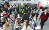 ECOLOGICAL CLEAN-UP IN THE CITIES  KӒRCHER - ONE OF FIRST ON EKOTECH EXHIBITORS LIST