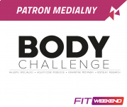 Body Challenge patronem medialnym Fit Weekend 2018