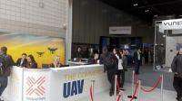 "IDEA AT LONDON""S COMMERCIAL UAV SHOW"