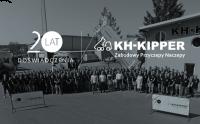 KH-KIPPER z wielkim jubileuszem wTargach Kielce