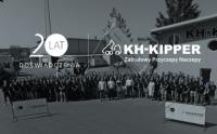 KH-KIPPER CELEBRATES ITS GREAT JUBILEE AT TARGI KIELCE