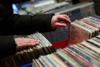 THE VINYL AND CD EXCHANGE AT TARGI KIELCE