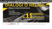 Dialogi o religi podczas SACROEXPO