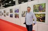 """""""THE SWEDISH MISSION - ON THE LINE OF FIRE"""" PHOTO EXHIBITION IN G EXPO HALL"""