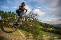 Mateusz Baliński z WHYTE oficjalną twarzą kieleckich targów rowerowych