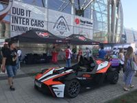 LUXURIOUS RIDES ON ONYXCAR - ONE OF THE ATTRACTIONS AT THE THE DUB IT INTER CARS TUNING FESTIVAL