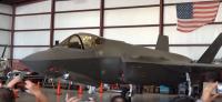 Model myśliwca F-35 po raz pierwszy w Polsce na MSPO 2019
