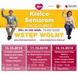 THE BIGGEST SENIORS FESTIVAL - THIS AUTUMN ALSO AT THE KIELCE EXHIBITION AND CONGRESS CENTRE, TOO!