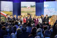 Konwencja PiS w Kielcach skierowana do rolników