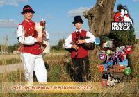 Malowniczy obszar Regionu Kozła zaprezentuje się w Targach Kielce