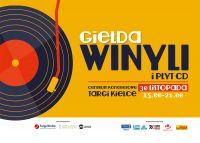 Giełda Winyli i Płyt CD w Centrum Kongresowym Targów Kielce