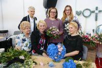 Warsztaty florystyczne podczas Targów Necroexpo 2017
