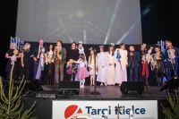 Wigilia w Targach Kielce  z mnóstwem gości i Jasełkami