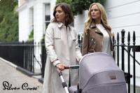 Silver Cross - wózki brytyjskiej rodziny królewskiej