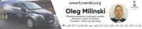 Funeralia Oleg Miliński