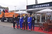 KH-KIPPER SHOWCASES AT ROTRA EXHIBITION