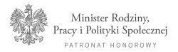 Patronat honorowy Ministra Rodziny, Pracy i Polityki Społecznej