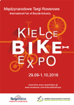 kielce bike-expo 2016 - folder